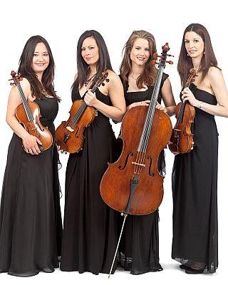 Wedding String Quartet Hire