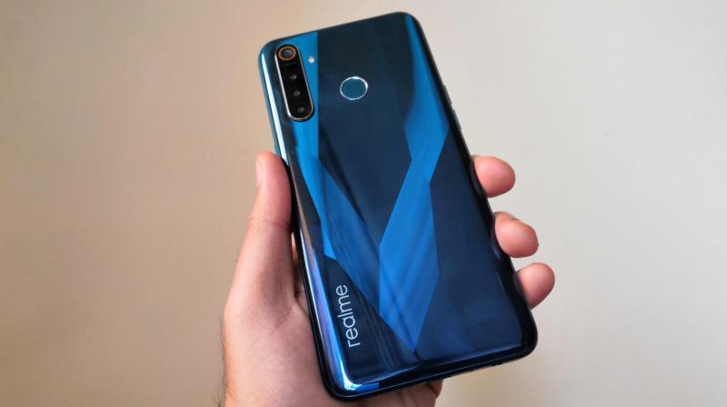 Realme 5 pro mobile phone